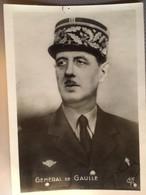 Photo Du General De Gaulle A.n Paris - Documenti