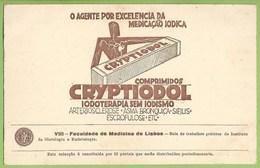 Lisboa - Publicidade Farmácia Saúde Medicina Medicamento Remédio Publicité Pharmacy Medicine Advertising - Advertising