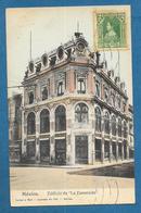 MEXICO EDIFICIO DE LA ESMERALDA 1911 - Messico