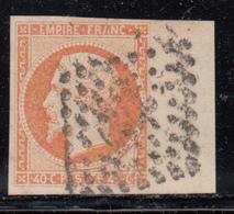 1853 YVERT Nº 16 - 1853-1860 Napoléon III