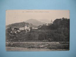 CPA Albertville  Château De Manuel Et Conflans  1911 - Albertville
