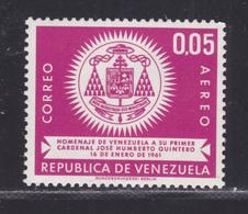 VENEZUELA AERIENS N°  750 ** MNH Neuf Sans Charnière, TB (D5842) Cardinal Mgr José Humberto Quintero - Venezuela