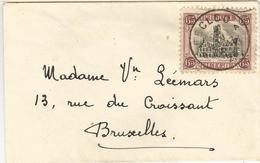6Mm-953: N° 182: A EECLOO A > Bruxelles - Belgique