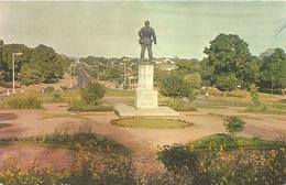 112-MONUMENTO A TEIXEIRA PINTO  -GUINE PORTUGUESA  (BISSAU) - Guinea-Bissau