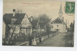 BEAUCOURT - Rue Du Temple - Beaucourt
