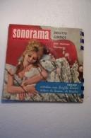 SONORAMA   - ALGER  -DE GAULLE     --    BRIGITTE  BARDOT  ( Une Maman Heureuse ) -Février 1960 - Special Formats