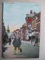 P43 Ansichtkaart Scheveningen - De Omroeper 1905 - Scheveningen