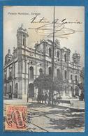 MEXICO DURANGO PALACIO MUNICIPAL 1912 - Messico