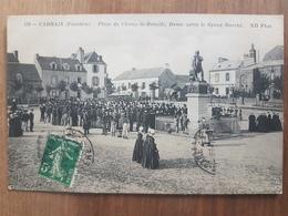 Carhaix.danse Après Le Grand Marché.édition ND 339 - Carhaix-Plouguer