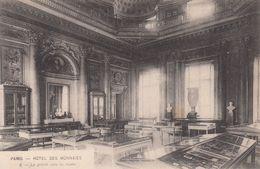 Cp , 75 , PARIS , Hôtel Des Monnaies - France