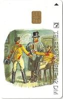 Germany - Postillione 3 - Baden, 1820 - E 19-09.95 - 30.000ex, Used - E-Series : D. Postreklame Edition
