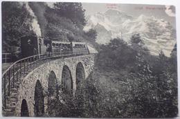 Wengernalp Bahn - BE Bern