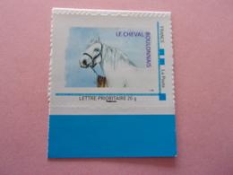 MonTimbraMoi Cheval Boulonnais, Horse - Pferde