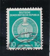 DDR, Dienst, Nr. 4 PF1,   Mi.150,- Euro ( T 2992) - Service