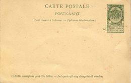 Entier CP 5c Armoiries C.Bruxelles Est En 1903 - Other