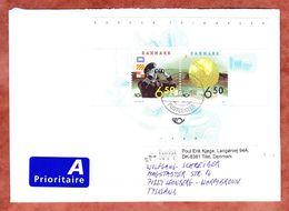 Brief, MiF Seefahrt U.a., Tilst Nach Leonberg 2014 (48104) - Cartas