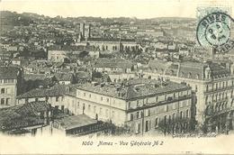 Nimes Vue Generale N 2 - Nîmes
