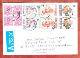 Brief, MiF Pierard U.a., Morlanwelz Nach Leonberg 2014 (48115) - Briefe U. Dokumente
