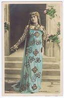 Nimidoff, Artiste 1900, Chanteuse Opéra De Paris, Mezzo Soprano, Débute En 1900 Dans Roméo Et Juliette, Strass - Opera