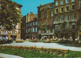 La Place Saint-Georges, à Toulouse (31) - - Toulouse