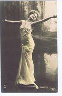 Sarotti, Artiste 1900, Photo Traut - Teatro