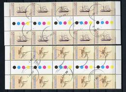 1992 - AUSTRALIA-  Catg. Mi. Nr. 1288/1289 - USED - (H01112017...) - 1990-99 Elizabeth II