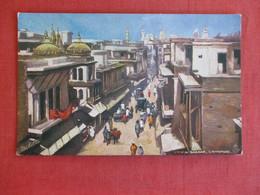 Tuck Series---- View In Bazaar Cawnpore > Ref  2887 - India