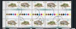 2000 - ISOLE KOKOS -  Catg. Mi. Nr. 402/403 - USED - (H01112017...) - Isole Cocos (Keeling)