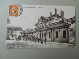 JURA LONS LE SAUNIER LA GARE - Lons Le Saunier