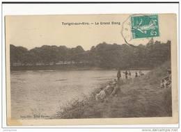 TORIGNI SUR VIRE LE GRAND ETANG PECHEUR - France