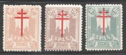 1942  Pour Les Tuberculeux  Ed 957-9  ** MNH - 1931-50 Neufs