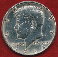 Half Dollar Kenedy 1964 - Federal Issues
