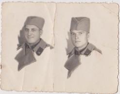 SERBIA , KINGDOM OF YUGOSLAVIA   --  SERBIAN ARMY, Soldat   --    8,3 Cm X 6,3 Cm - Militaria