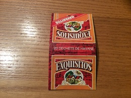 Pochette D'allumettes ** SEITA «EXQUISITOS HAVANITOS» - Boites D'allumettes