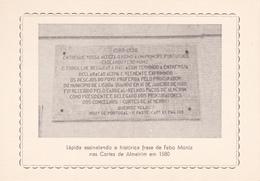 Portugal Rancho Folclorico De Almeirim 12 Cp -coleção Completa - Santarem