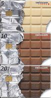 Swisscom: CP64-66 Schweizer Schokolade - Svizzera