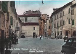 Sant'Agata Feltria - Piazza Centrale - H3968 - Rimini