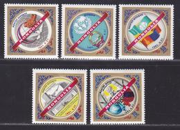 MONGOLIE N°  233 à 237 ** MNH Neufs Sans Charnière, TB (D5857) Admission Aux Nations Unies - Mongolie