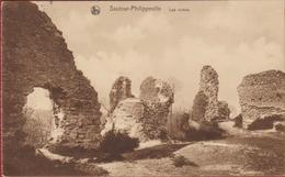 Sautour-Philippeville - Les Ruines (En Très Bon Etat) (In Zeer Goede Staat) - Philippeville