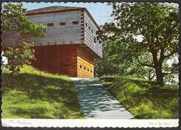 USA United States / Michigan / The Blockhouse / Historic Replika / Muskegon State Park - Vereinigte Staaten