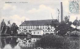 INDUSTRIE - 71 - LOUHANS : La Chapellerie - Jolie CPA - Usines Entreprise - Saône Et Loire - Louhans