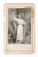 Le Volo Esse Sanctum Ou La Seconde Conversion, éd. E. Boumard Pl. 460 - Images Religieuses