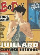 Bodoï HS N°14 Octobre-décembre 2005 Juillard Carnets Intimes - Bodoï