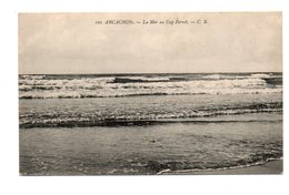 33 - ARCACHON . LA MER AU CAP FERRET - Réf. N°8240 - - Arcachon