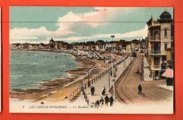 GBN-10  Les Sables-d'Olonne  Le REmblai, Bord De Mer. Circulé Sous Enveloppe. - Sables D'Olonne