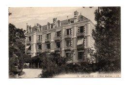 33 - ARCACHON . L'HÔTEL MODERNE - Réf. N°8243 - - Arcachon