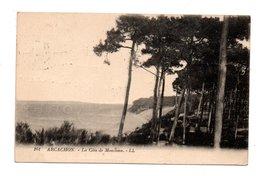 33 - ARCACHON . LA CÔTE DE MOULLEAU - Réf. N°8247 - - Arcachon