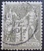 Lot FD/1334 - SAGE Type I N°72 - CàD Du 2 SEPTEMBRE 1880 - Cote : 12,00 € - 1876-1878 Sage (Type I)