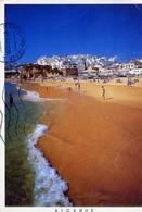 Albufeira - Algarve - Formato Grande Viaggiata Mancante Di Affrancatura – E 4 - Cartoline