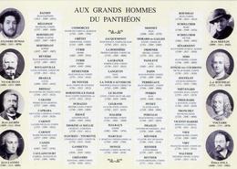 Aux Grands Hommes Du Pantheon - Formato Grande Non Viaggiata – E 4 - Cartoline